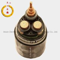 XLPE Insulated, Armoured, PVC Sheathed Cable(CU/XLPE/SWA/PVC)