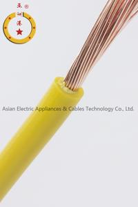 PVC Insulation Flexible Cable(CU/PVC)