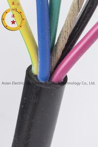 PVC Insulated, PVC Sheathed Flexible Cable (CU/PVC/PVC)