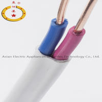 Copper Core PVC Insulated Sheathed Flat Cable(BVVB)